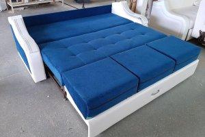Диван прямой Карина 3 новый - Мебельная фабрика «Мечта»