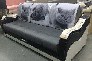 Недорогой диван Олимп 3 - Мебельная фабрика «Идеал»