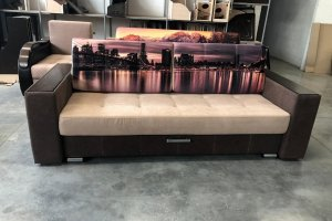 Прямой диван Модерн - Мебельная фабрика «Идеал»