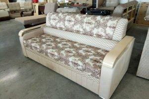 Уютный диван Престиж 1 прямой - Мебельная фабрика «Идеал»