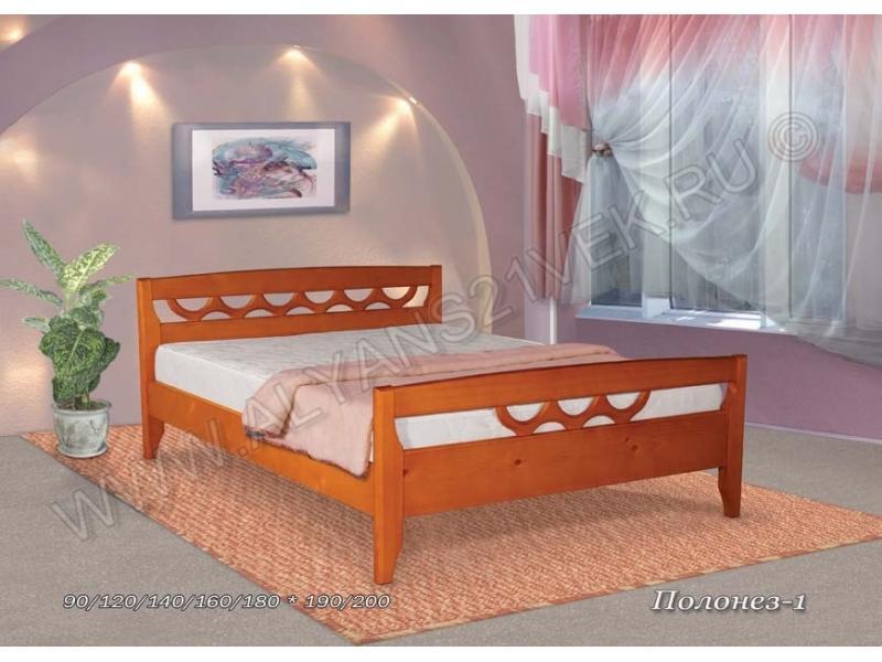 Кровать Полонез-1