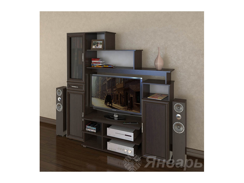 Гостиная стенка ТВ-А