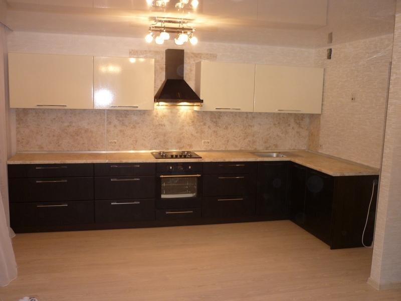 Кухня угловая 14