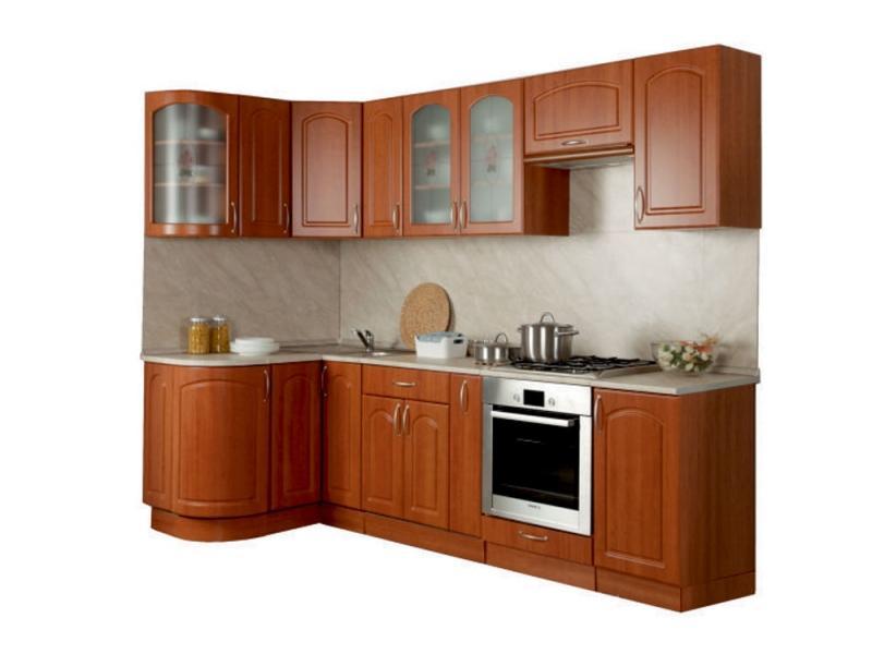 Кухня угловая Классика