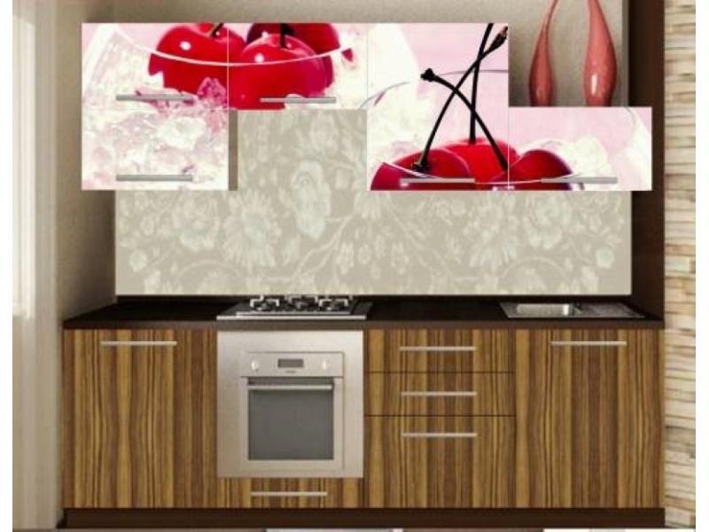 Кухня Орхидея-8 фотопечать
