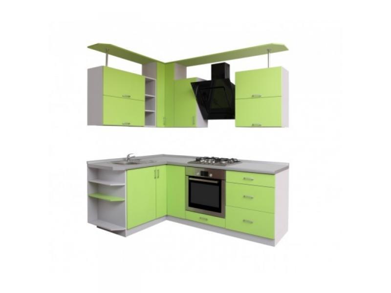 Кухонный гарнитур угловой 105