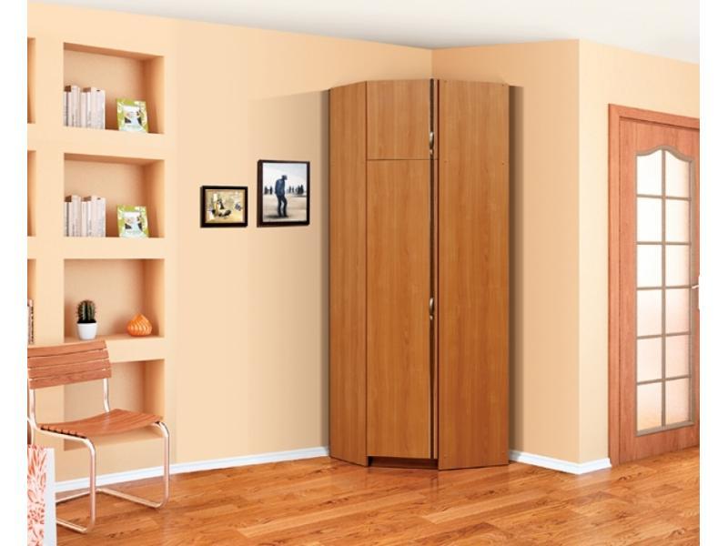 Шкаф угловой для одежды и белья флагман-5 - интернет-магазин.