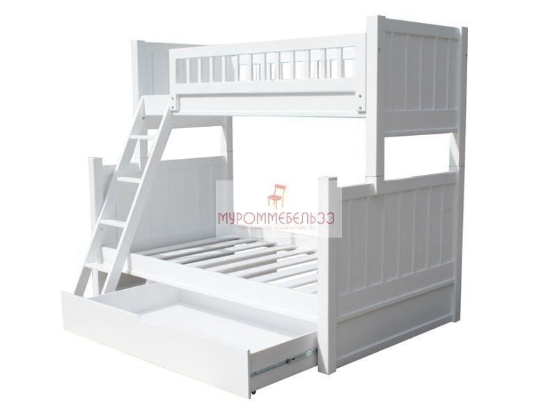 Кровать Четыре ступеньки