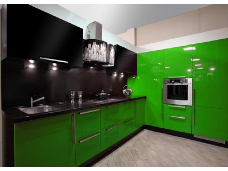 Кухня прямая Модерн 15