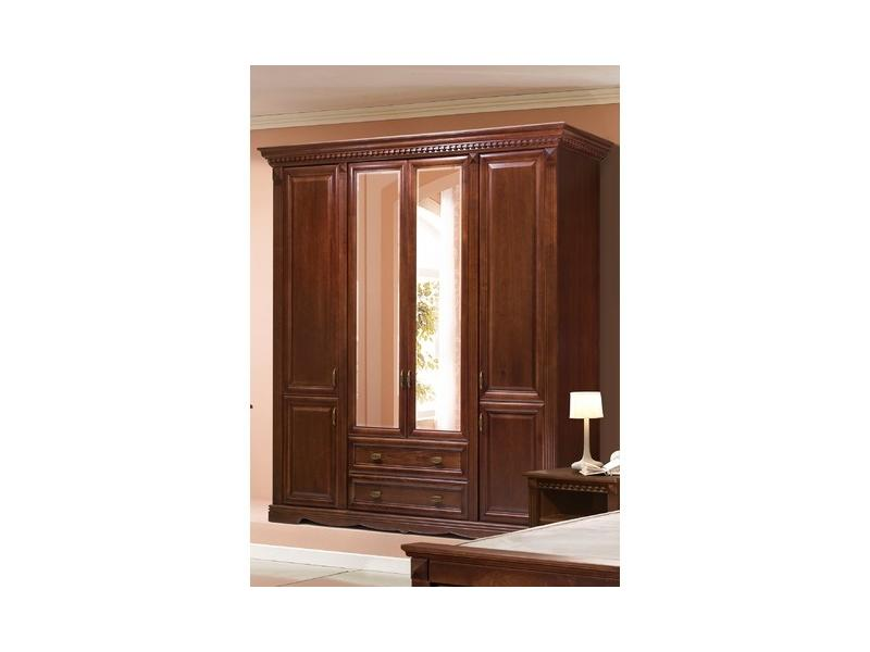 Шкаф Афина 4-дверный