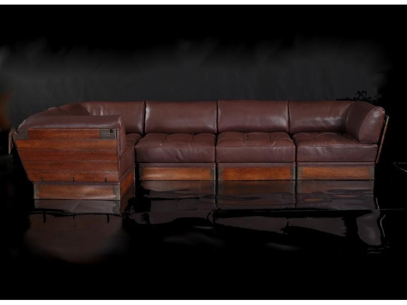 угловой модульный диван COSMOPOLITAN