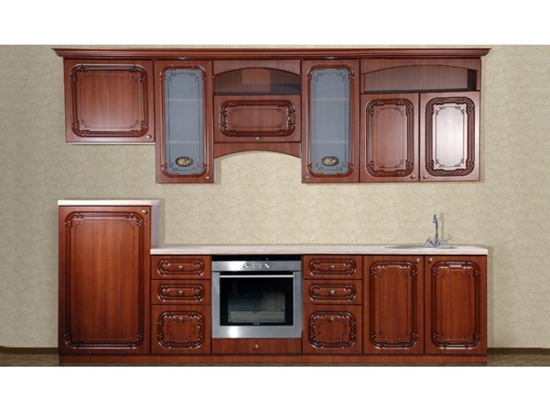 Кухонный гарнитур прямой Изабель