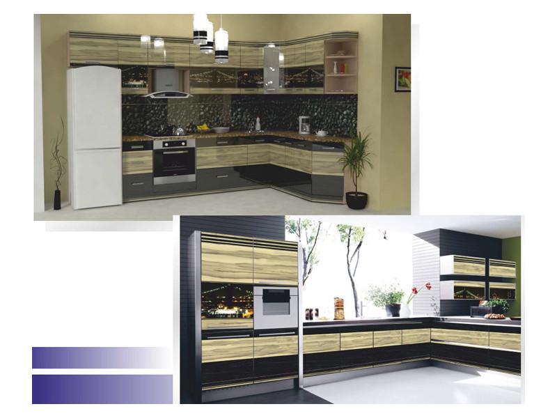 Кухня угловая Фотопечать 10