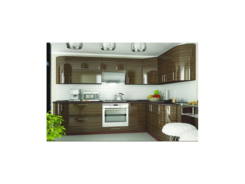 Кухонный гарнитур угловой Нео 3