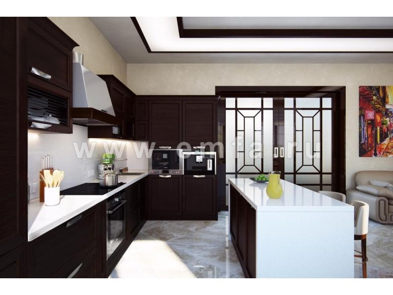 Кухня угловая Stretto