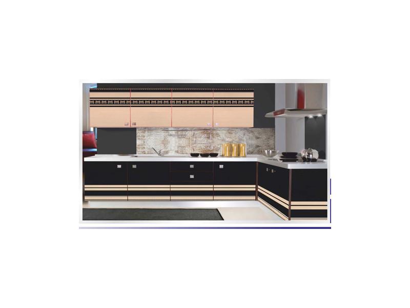Кухня угловая Фотопечать 05