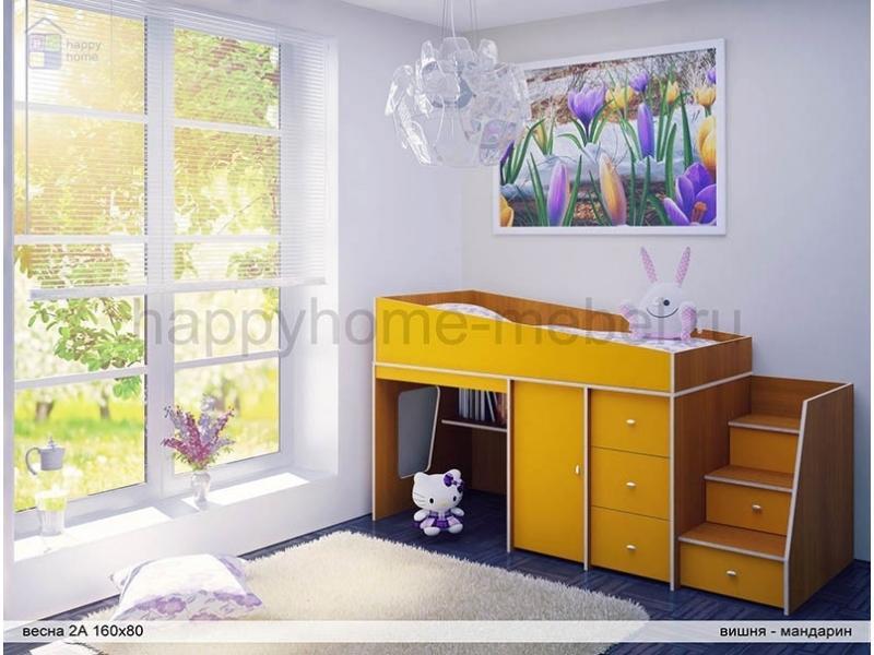 Кровать детская Весна
