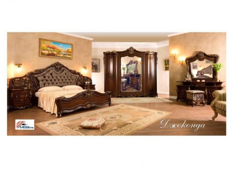 мебельная фабрика эра г ставрополь спальня джоконда орех караваджо