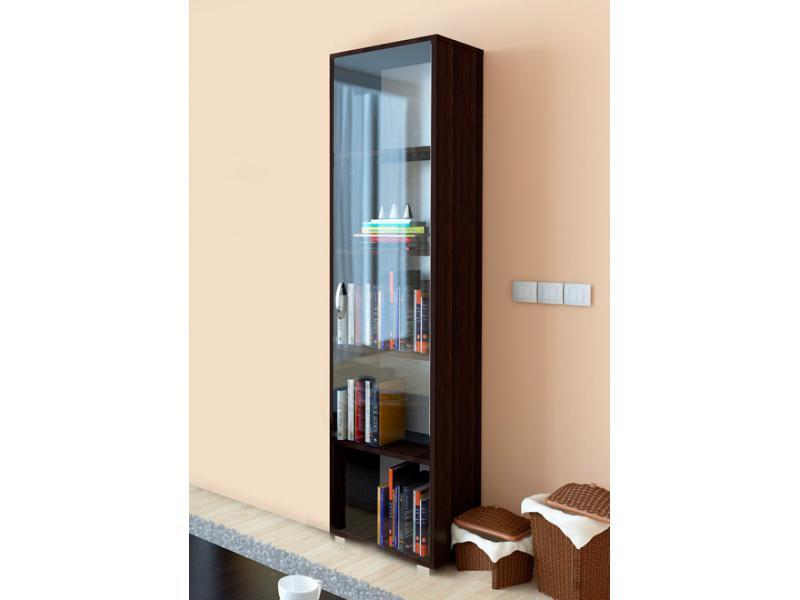 Шкаф 1 дверный для посуды Альба