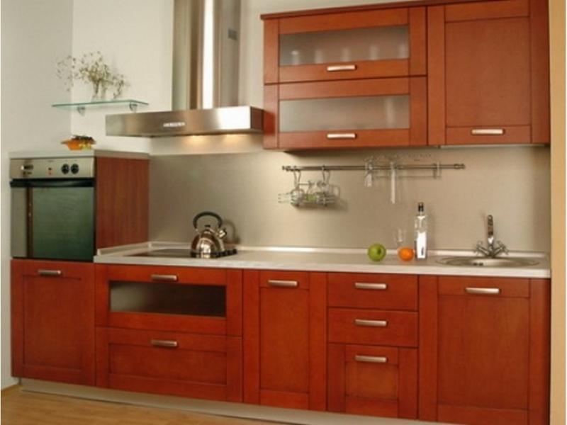 Кухня Анна массив