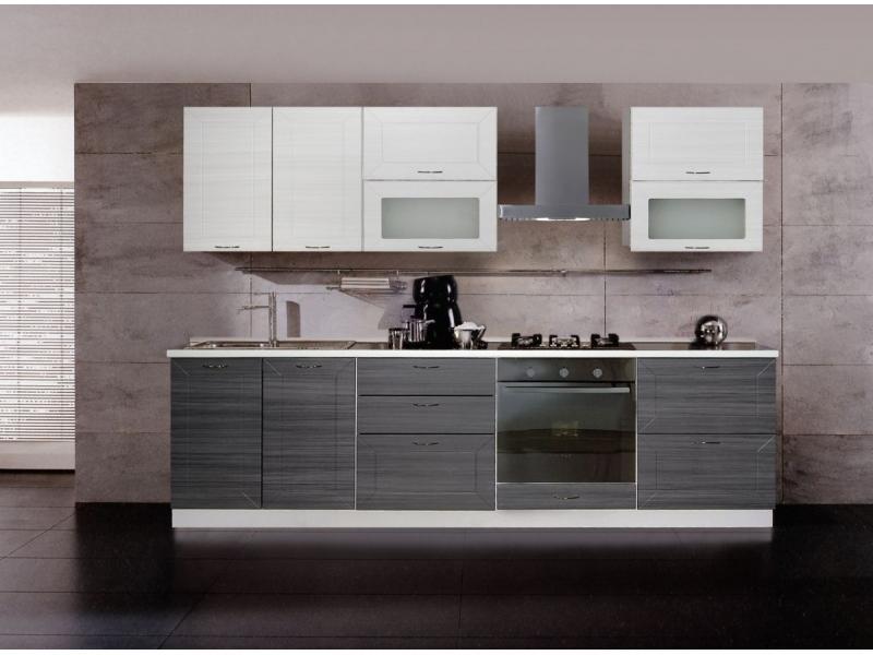 Кухонный гарнитур прямой Елена