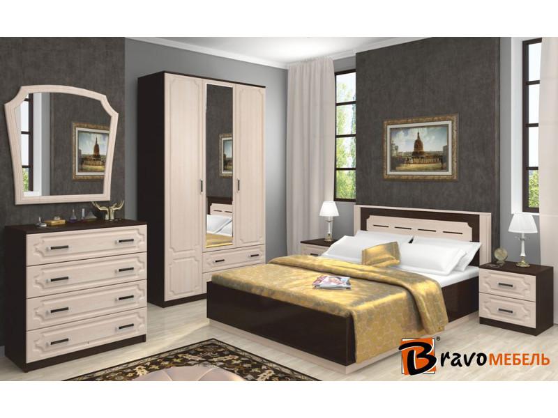 мебельная фабрика Bravo мебель г брянск спальня венеция