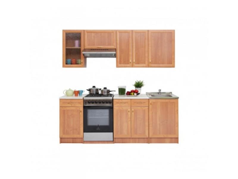 Кухонный гарнитур прямой 1