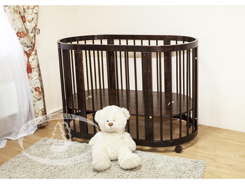 Детская кроватка Паулина С 321