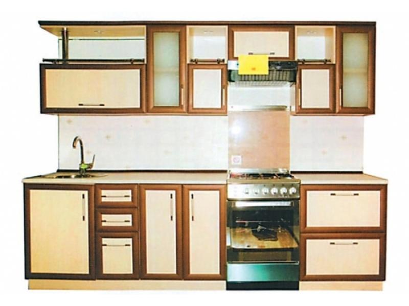 Кухонный гарнитур прямой Вероника-3
