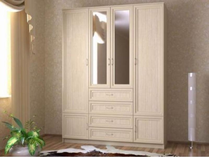 Шкаф трехдверный р.160, цена 530 руб., купить в витебске - d.
