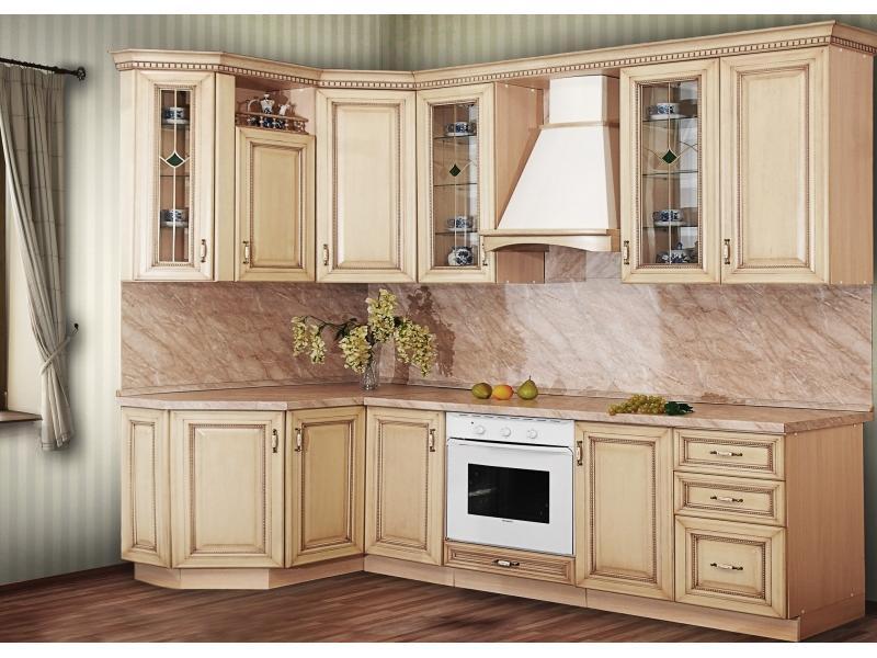 Кухонный гарнитур «Нижегородец МС-38.2» (Эмаль)
