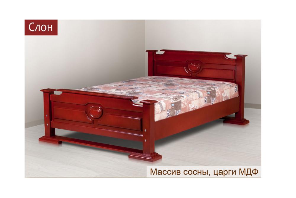 Кровать «Слон»