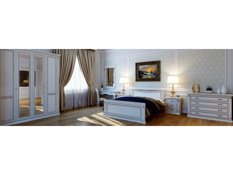 Спальня Venezia (Bianco)