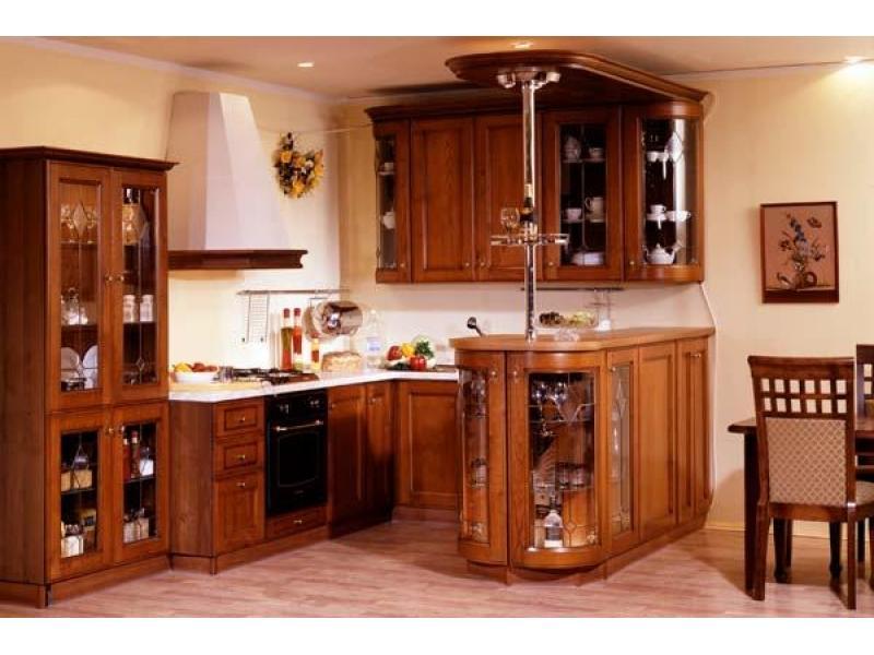 Мебель - кухни, шкафы купе: встроенные кухни на заказ в моск.