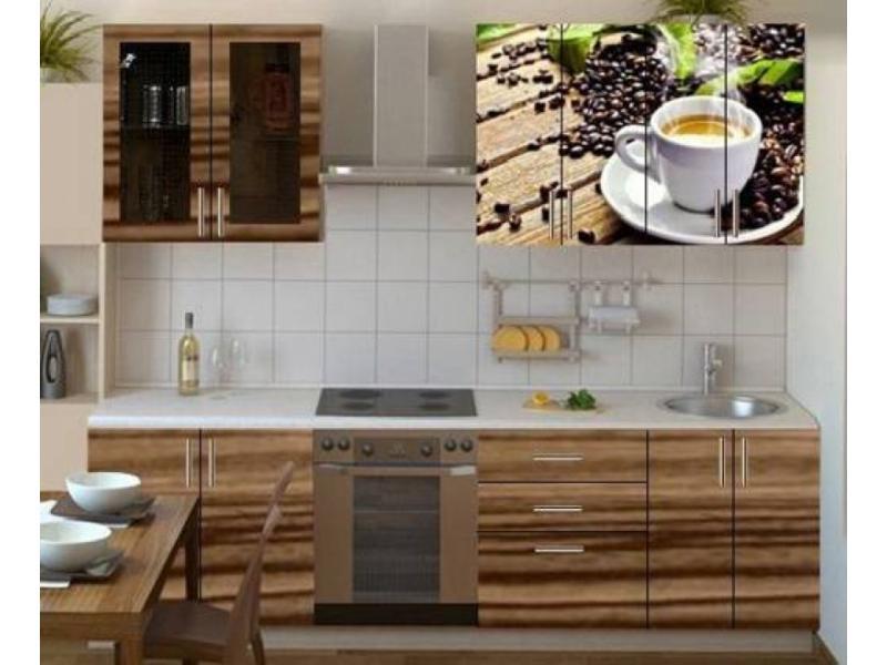 Кухня Орхидея-11 фотопечать