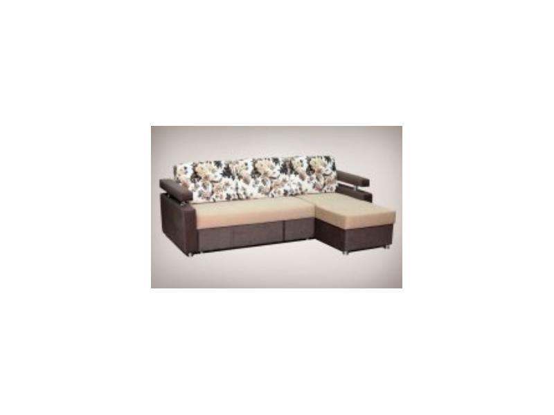 Новый диван с оттоманкой