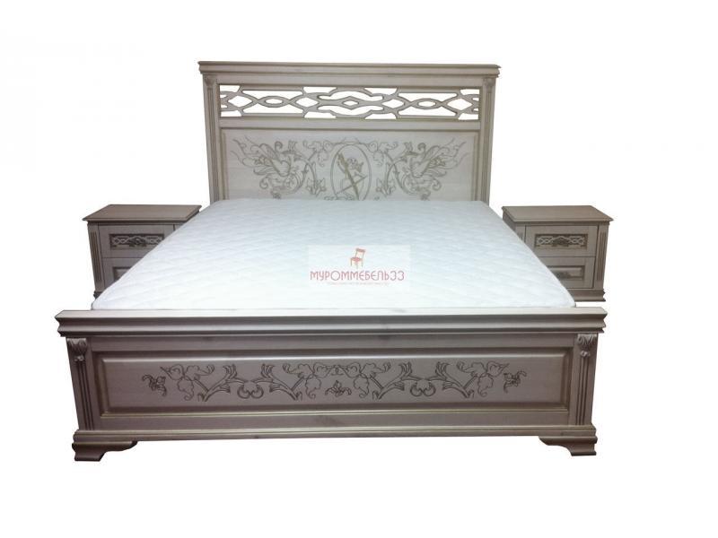 Кровать Лирона 3 без рисунка