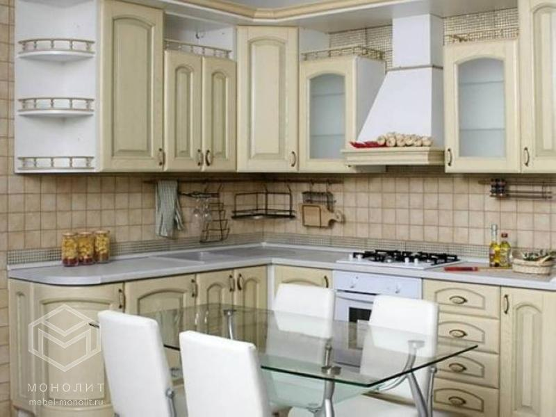 Кухонный гарнитур угловой Гармония 3
