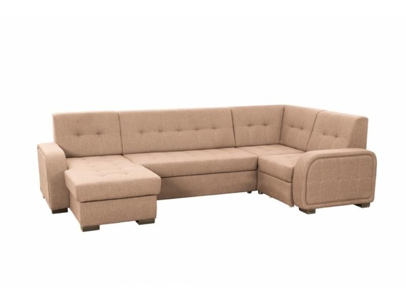 Угловой диван Подиум п-образный