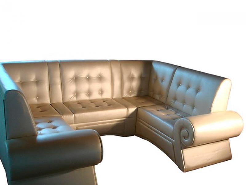 Угловой диван Платина