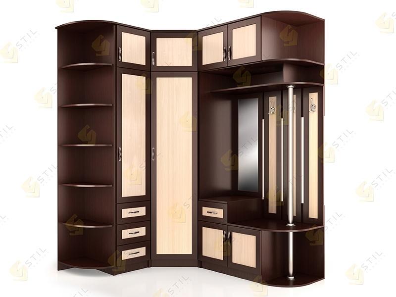 """Мебельная фабрика """"стиль"""", г. владимир / прихожая фаворит 10."""