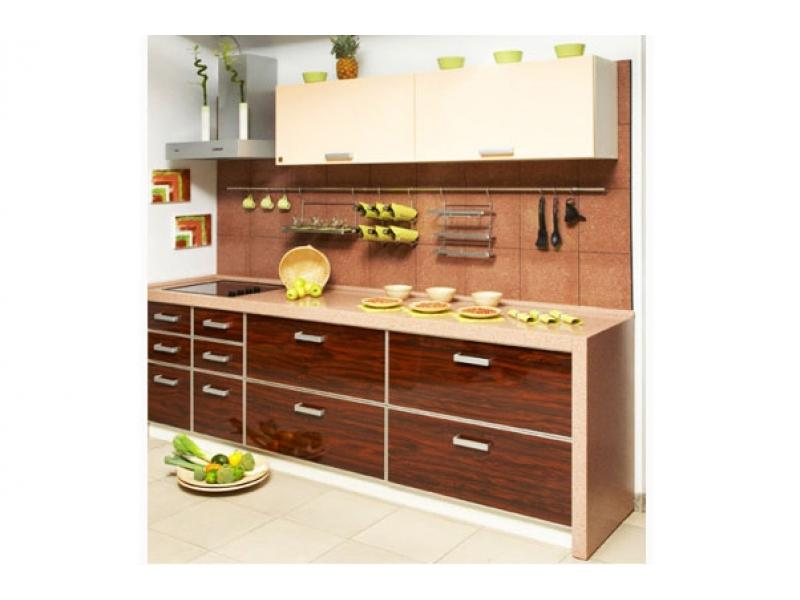 Кухонный гарнитур прямой 312