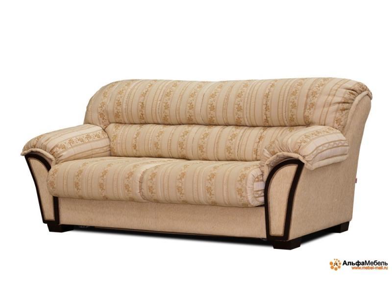 диван прямой Альфа 81