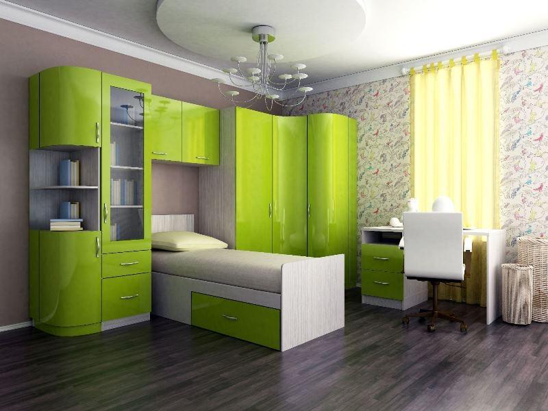 """Мебельная фабрика """"гварнери"""", г. москва / детская модерн."""
