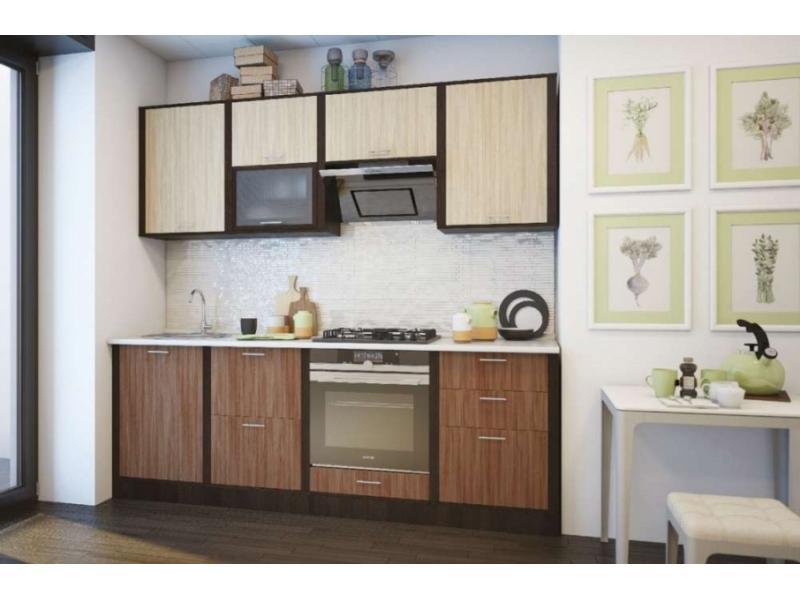 Кухня прямая 2.1 метра