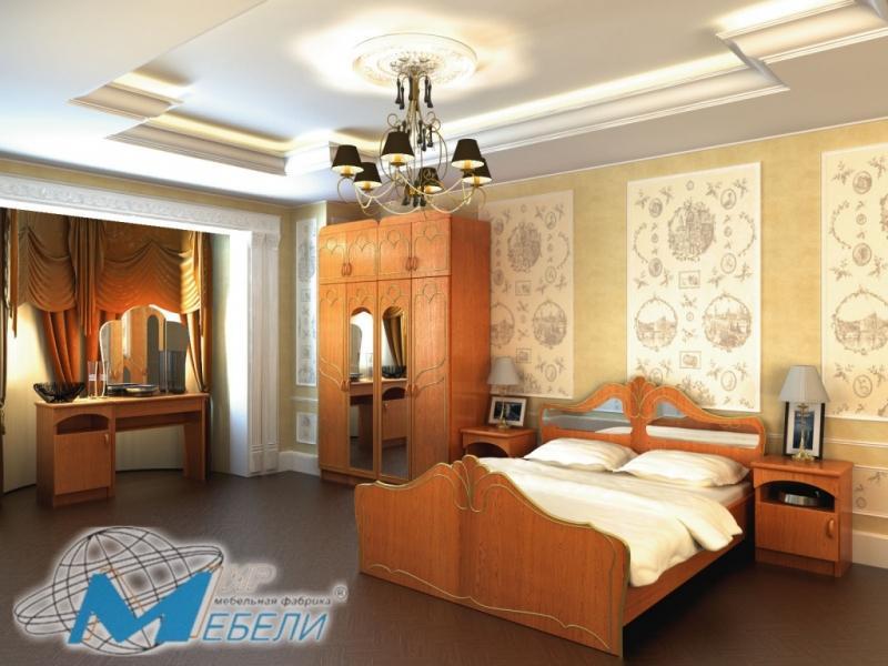 Спальный гарнитур Алина