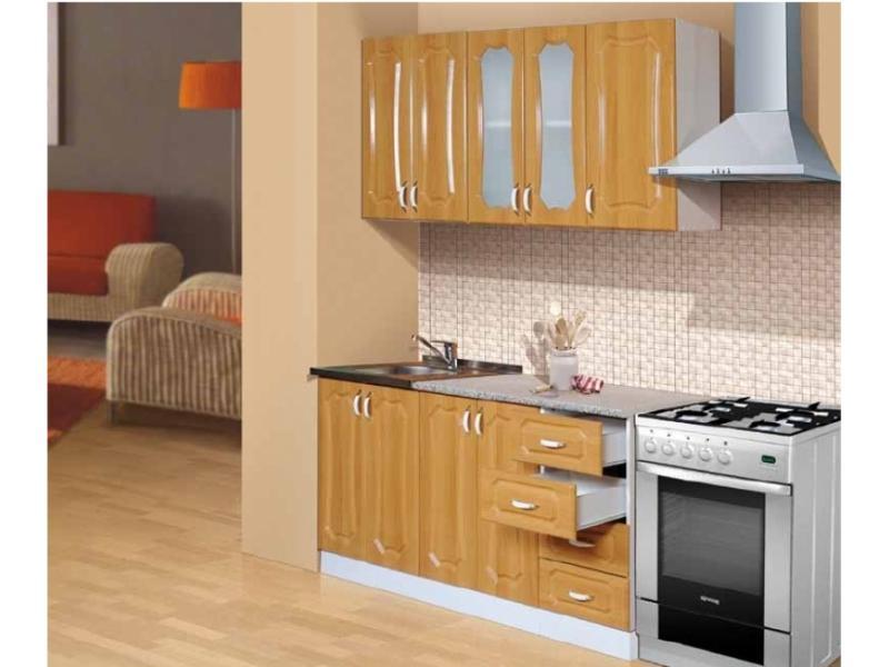 Кухонный гарнитур Гурман 3 (рондо)