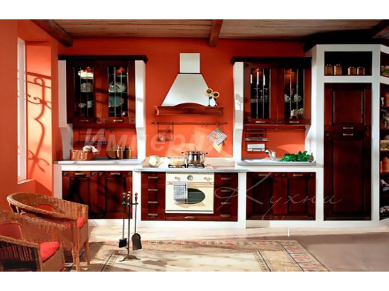 Кухонный гарнитур прямой FLOREALE