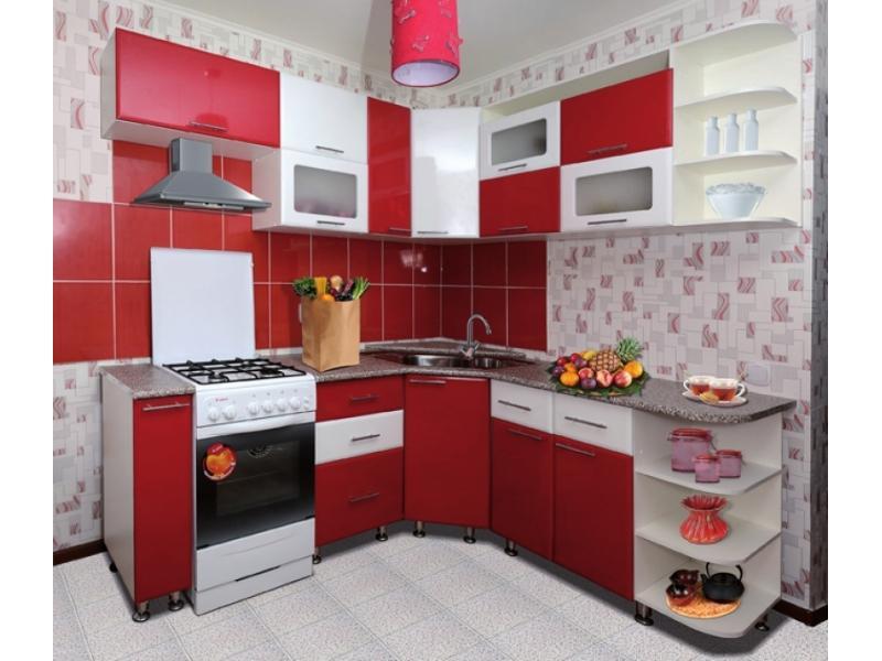 Кухонный гарнитур угловой Маргарита