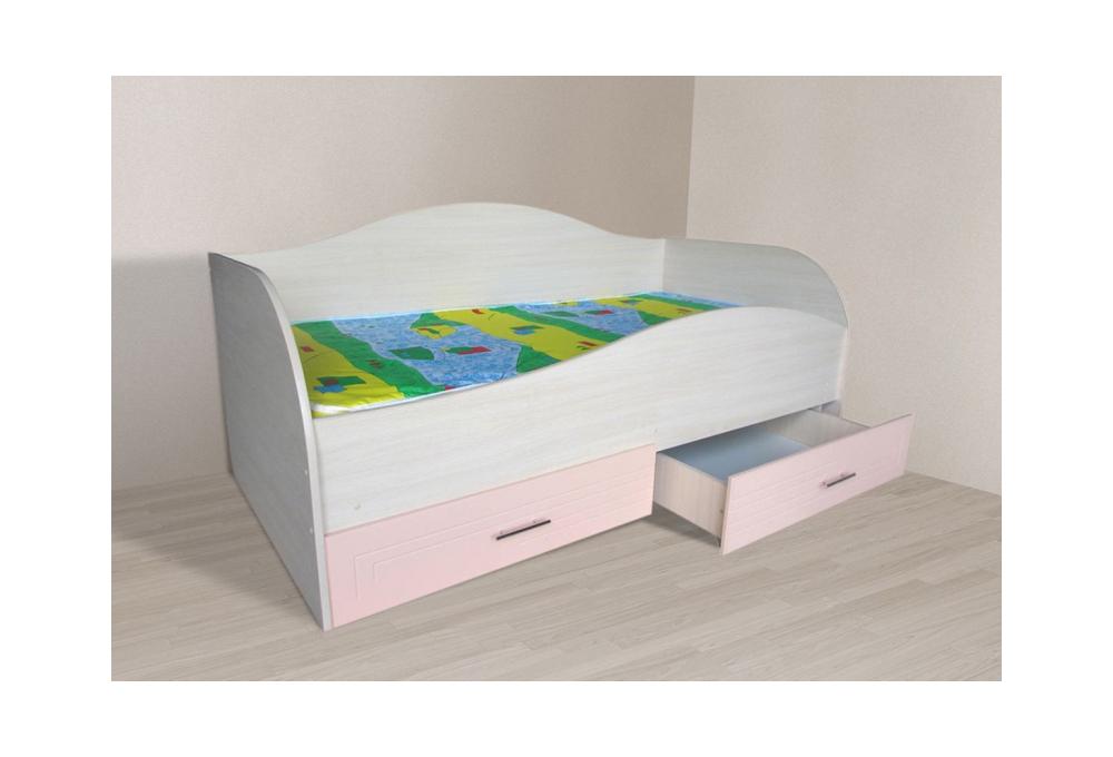 Кровать детская Радуга одноярусная